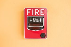 Fire alarm maintenance and inspection