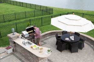 fire safety summer grilling