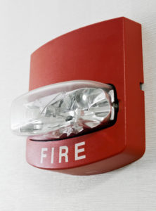 Industrial fire alarm