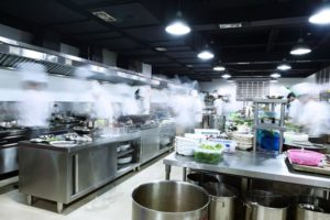 Your Commercial Kitchen: Fire Safety Measures