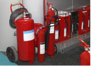 Seven Types of Fire Extinguishers and Their Applications