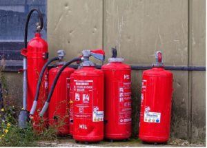 Where Fire Extinguishers Should be Kept in the Home