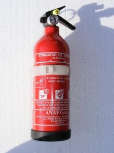 When You Need Fire Extinguishers Recharged or Replaced