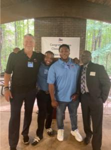 Anderson Employees Complete ABC of Metro Washington Mentorship Program
